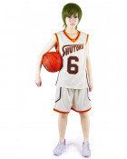 Kurokos Basketball Midorima Shintaro Cosplay Costume