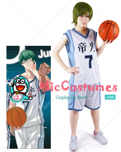 Kurokos Basketball Midorima Shintaro Version 2 Cosplay Costume