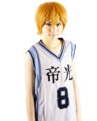 Kurokos Basketball Kise Ryota Cosplay Wig