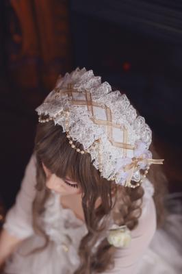 Mysterious Potion of Mermaid Lolita Headdress