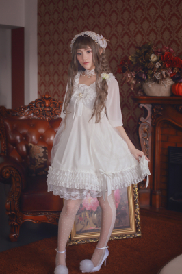 Mysterious Potion of Mermaid Lolita One Piece OP Dress