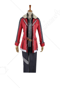 Legend of Heroes Sen no Kiseki II Rean Schwarzer Cosplay Costume