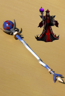 League of Legends Deathsinger Karthus Cosplay Wand