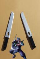 League of Legends Eye of Twilight Shen Cosplay Sword