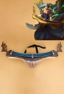 League of Legends Maven of the Strings Sona Cosplay Instrument