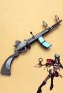 League of Legends Sheriff of Piltover Caitlyn Cosplay Gun New Version