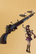 League of Legends Sheriff of Piltover Caitlyn Cosplay Gun