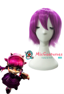 League of Legends Annie Cosplay Wig