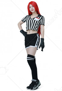 League of Legends Katarina Du Couteau Red Card Cosplay Costume