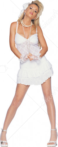 Lace Lolita Punk Sexy Adult Costume