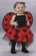 Lady Bug Infant Costume