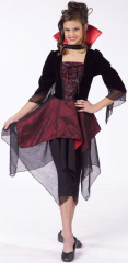Lady Dracula Child Costume