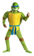 TMNT Leonardo Classic Muscle Child Costume