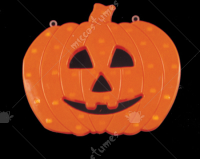 Light Up 9Inch Pumpkin