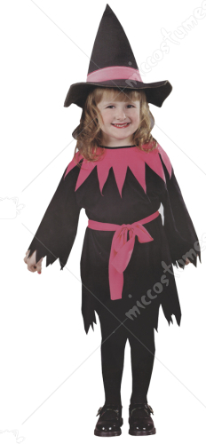 Lil Miss Witch Toddler Costume