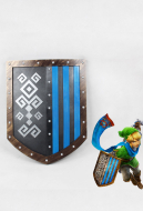 The Legend of Zelda Link Cosplay Shield