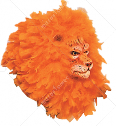 Lion Head Special Order Mask