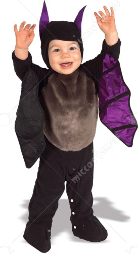 Little Bat Infant Romper Costume