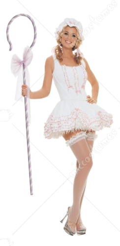 Little Bo Peep Sexy Adult Costume