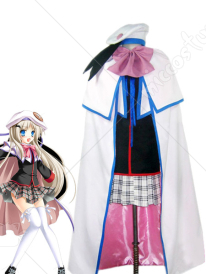 le costume cosplay de Little Busters