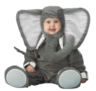 Little Elephant Character Costume