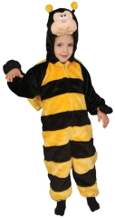Little Honey Bee Toddler Costume