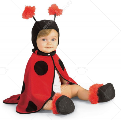 Little Ladybug Infant Costume