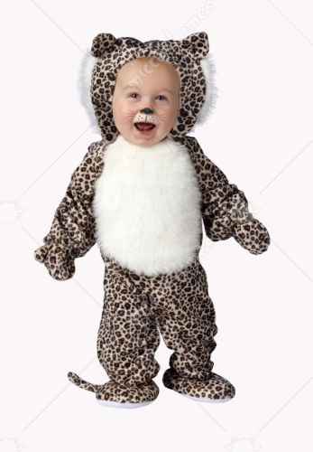 Little Leopard Infant Costume