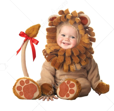 Lil' Lion Elite Collection Infant Toddler Costume