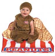 Little Peanut Bunting Costume