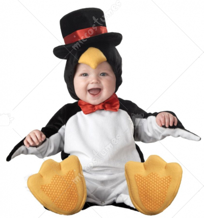 Lil' Penguin Elite Collection Infant Toddler Costume