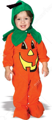 Little Pumpkin Infant Costume