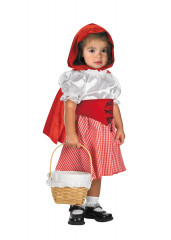 Lil' Red Riding Hood Infant Costume