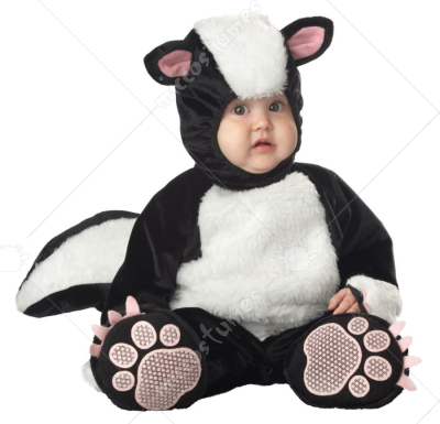 Little Stinker Infant Toddler Costume