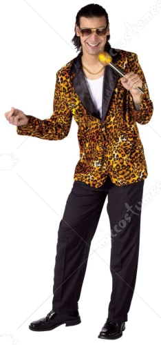 Lounge Lizard Jacket Adult Costume