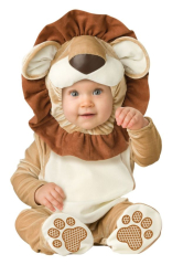 Lovable Lion Toddler Costume