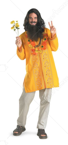 Love Guru Deluxe Adult Costume