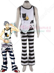 Lucky Dog Ivan Fiore Cosplay Costume