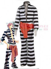 Lucky Dog Rukino Guregoretti Cosplay Costume