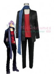 Lucky Dog Jyurio Dei Bontone Cosplay Costume