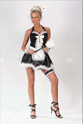 Upstairs Maid Adult Costume