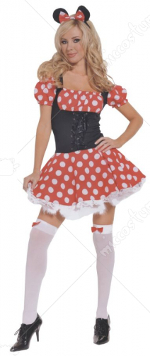 Mickey's Mistress Adult Costume