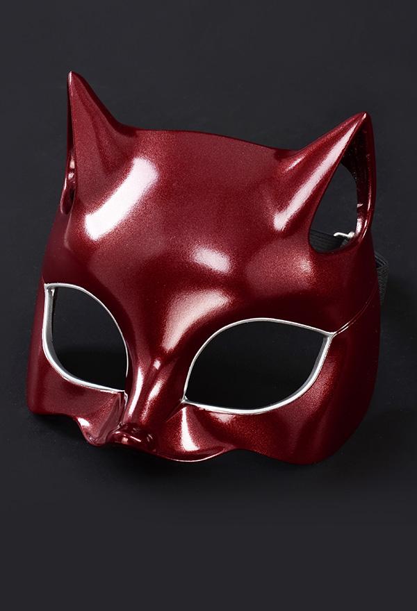 Persona 5 Panther Ann Takamaki Phantom Dieb Cosplay Gesichtsdekoration