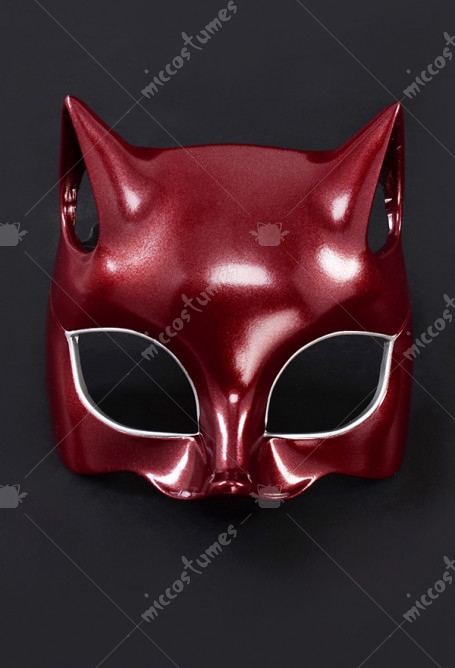[Free US Economy Shipping] Persona 5 Panther Ann Takamaki Phantom Thief Cosplay Mask