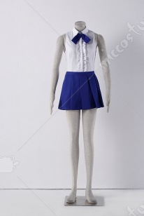 Fairy Tail Erza Scarlet Cosplay Costume Uniform