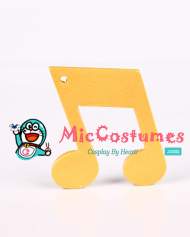 Macross Frontier Musical Note A for Ranka Costume