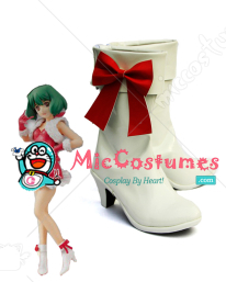 Macross Frontier Ranka Lee Cosplay Boots