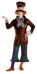 Mad Hatter Prestige Adult Costume