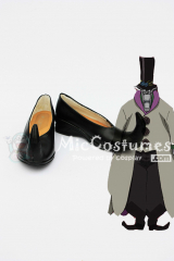 Magi The Labyrinth of Magic Alibaba Saluja Cosplay Shoes