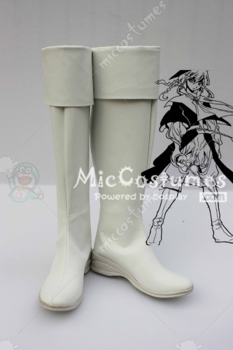 Magi The Labyrinth of Magic Titus Alexius Cosplay Boots